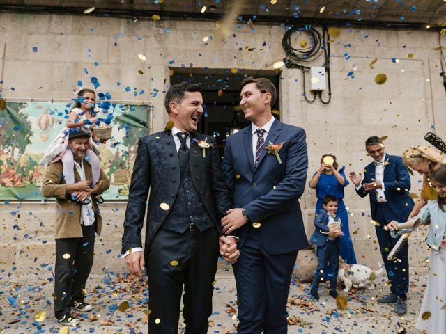 La boda de Pepi y Cami en Allariz, Orense 2