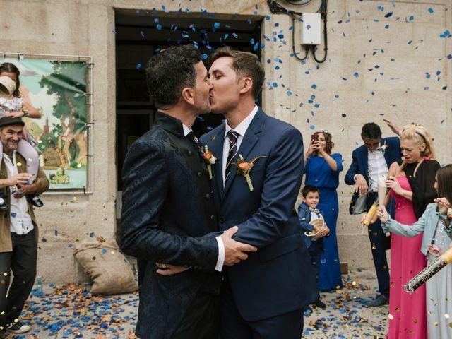 La boda de Pepi y Cami en Allariz, Orense 5