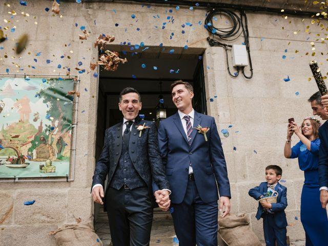 La boda de Pepi y Cami en Allariz, Orense 7