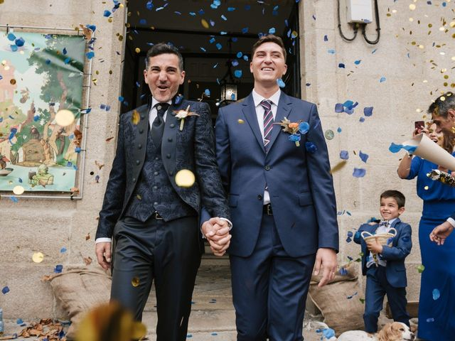 La boda de Pepi y Cami en Allariz, Orense 9