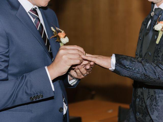 La boda de Pepi y Cami en Allariz, Orense 14