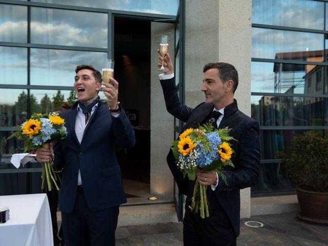 La boda de Pepi y Cami en Allariz, Orense 18