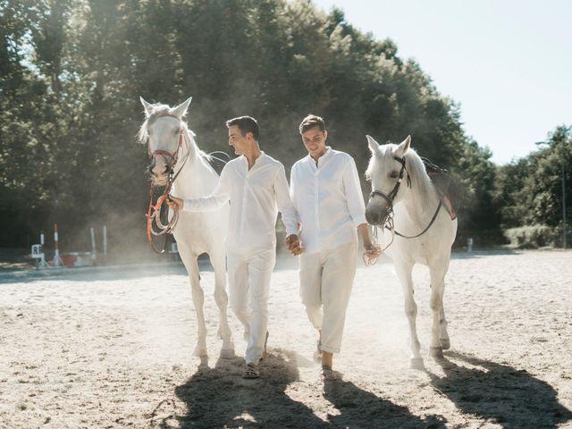 La boda de Pepi y Cami en Allariz, Orense 26