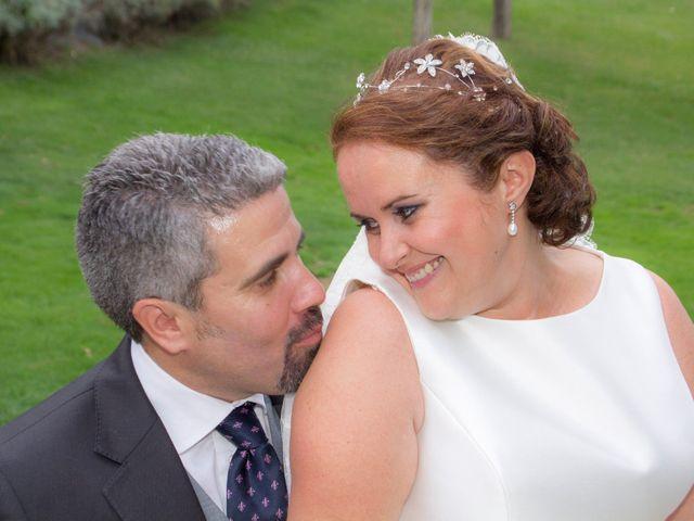 La boda de Carmen y Jose María