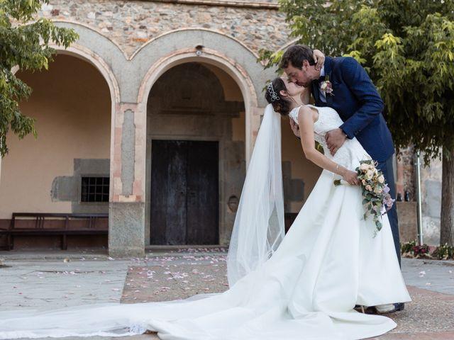 La boda de Álex y Anabel