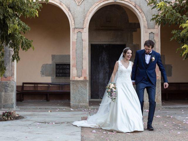 La boda de Anabel y Álex en Sant Gregori (Municipio), Girona 2