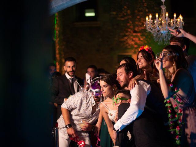 La boda de Anabel y Álex en Sant Gregori (Municipio), Girona 9
