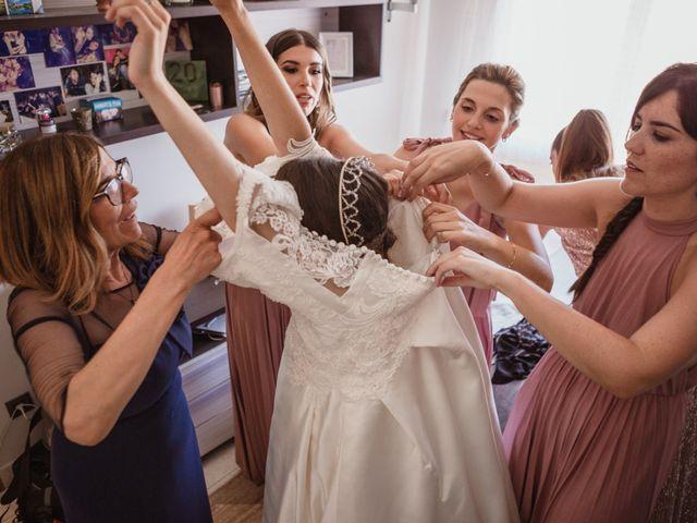 La boda de Anabel y Álex en Sant Gregori (Municipio), Girona 12