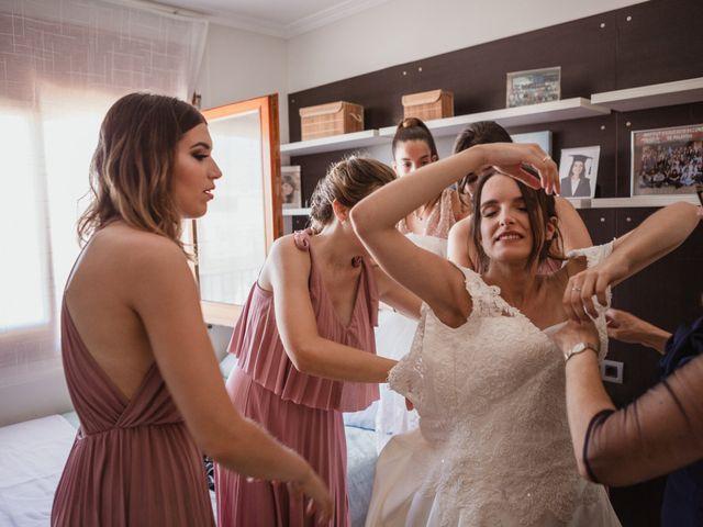 La boda de Anabel y Álex en Sant Gregori (Municipio), Girona 13