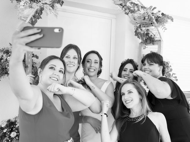 La boda de Sandra y Antonio en Alginet, Valencia 7