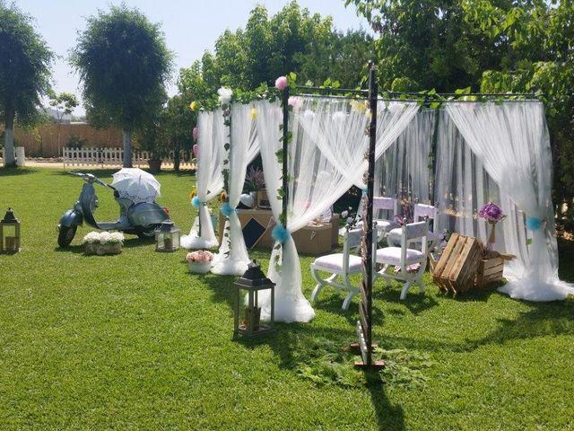 La boda de David y Susana en Carmona, Sevilla 3