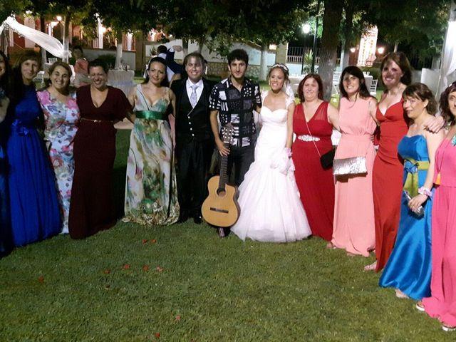 La boda de David y Susana en Carmona, Sevilla 5