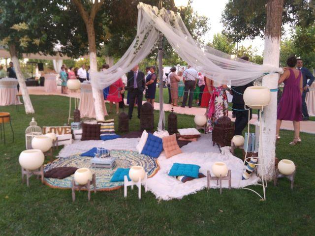 La boda de David y Susana en Carmona, Sevilla 7
