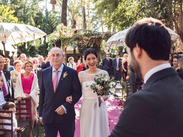La boda de Pepe y Marta en Elx/elche, Alicante 28