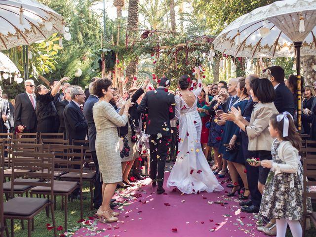 La boda de Pepe y Marta en Elx/elche, Alicante 35