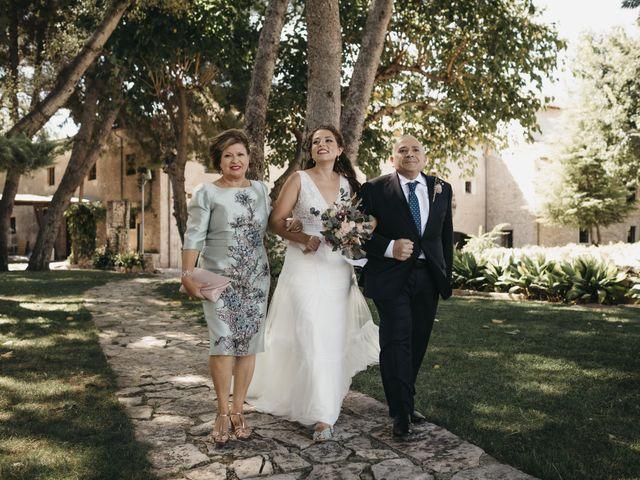 La boda de Gaizka y Ana en Beniflá, Valencia 35