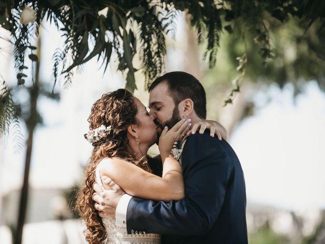 La boda de Gaizka y Ana en Beniflá, Valencia 38