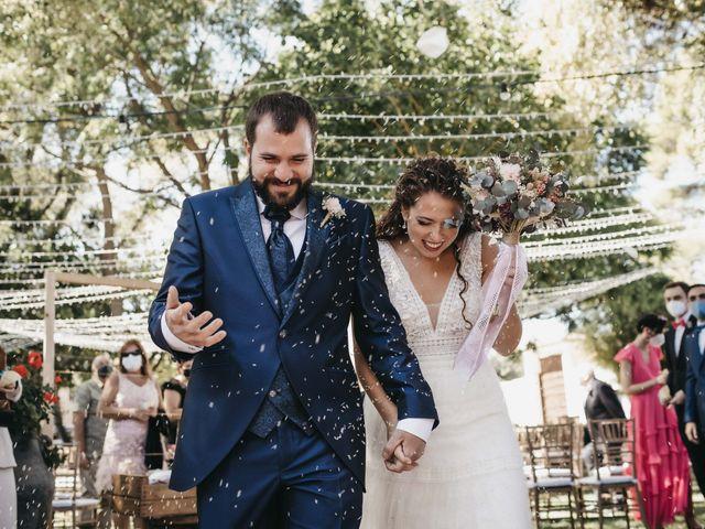 La boda de Gaizka y Ana en Beniflá, Valencia 39