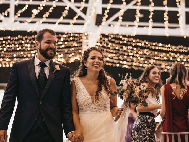 La boda de Gaizka y Ana en Beniflá, Valencia 42