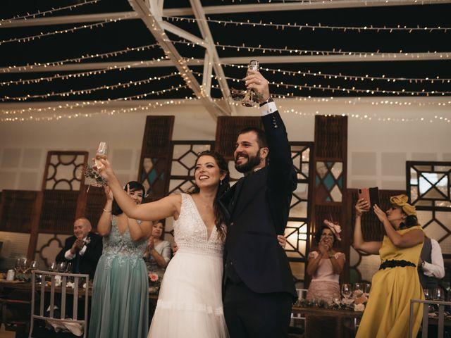 La boda de Gaizka y Ana en Beniflá, Valencia 43