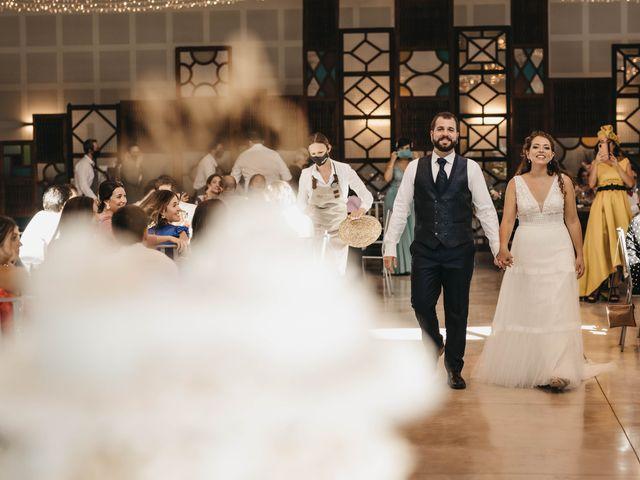 La boda de Gaizka y Ana en Beniflá, Valencia 46