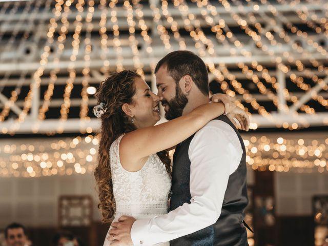 La boda de Gaizka y Ana en Beniflá, Valencia 47