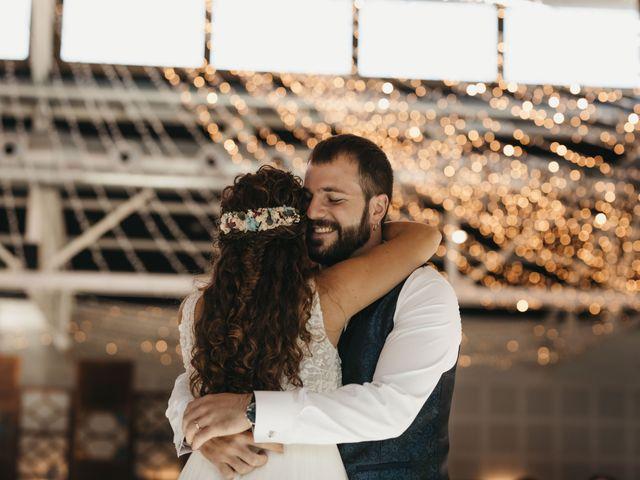 La boda de Gaizka y Ana en Beniflá, Valencia 1