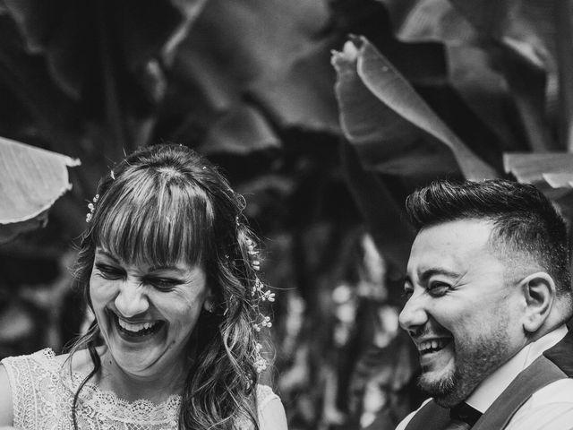 La boda de Rita y Javy en Arucas, Las Palmas 9