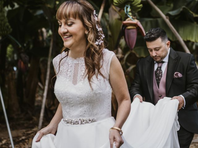 La boda de Rita y Javy en Arucas, Las Palmas 2
