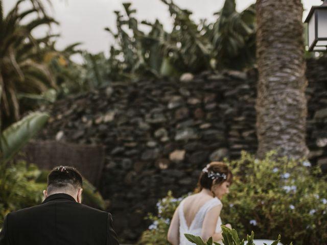 La boda de Rita y Javy en Arucas, Las Palmas 15