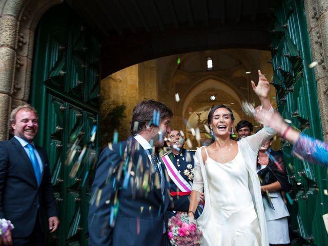 La boda de Eugenia y Diego