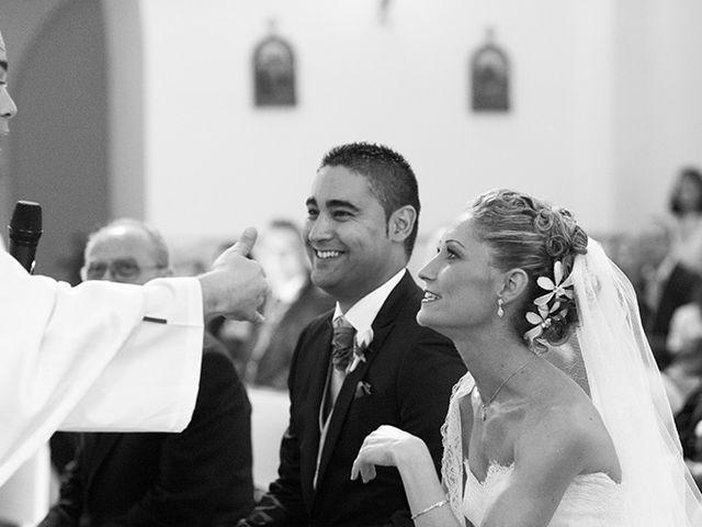 La boda de Luis Miguel y Mª Mar en Huercal De Almeria, Almería 20