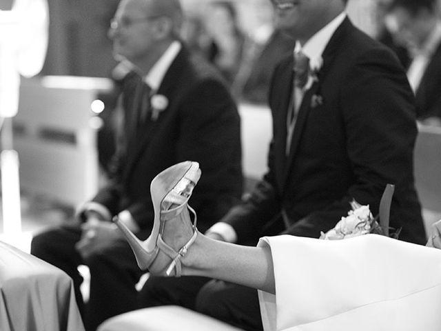 La boda de Luis Miguel y Mª Mar en Huercal De Almeria, Almería 22