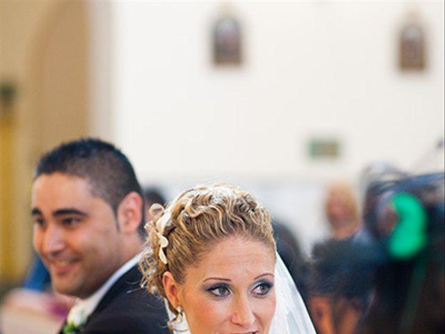 La boda de Luis Miguel y Mª Mar en Huercal De Almeria, Almería 27
