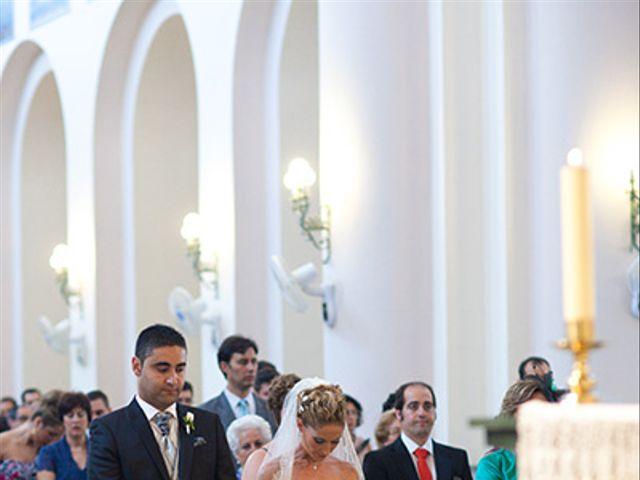 La boda de Luis Miguel y Mª Mar en Huercal De Almeria, Almería 28
