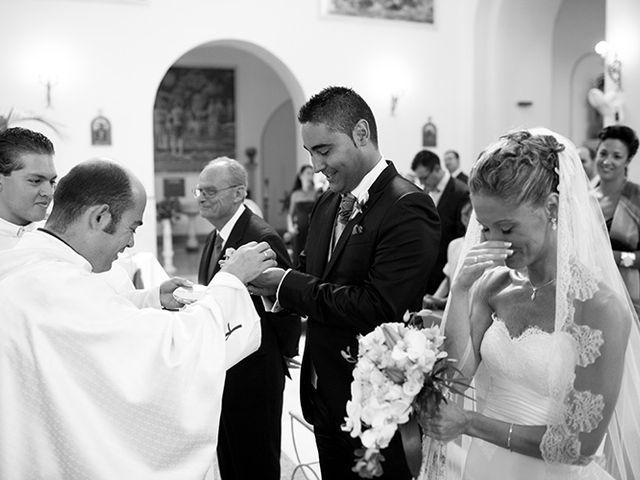 La boda de Luis Miguel y Mª Mar en Huercal De Almeria, Almería 29