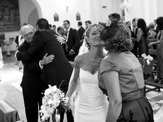 La boda de Luis Miguel y Mª Mar en Huercal De Almeria, Almería 30