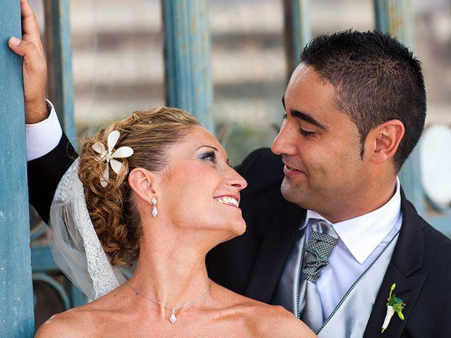 La boda de Luis Miguel y Mª Mar en Huercal De Almeria, Almería 42