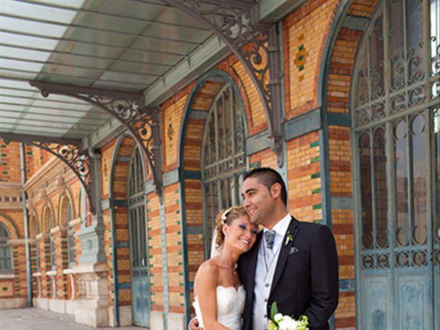 La boda de Luis Miguel y Mª Mar en Huercal De Almeria, Almería 44