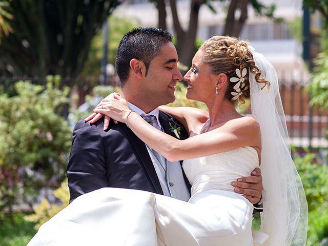 La boda de Luis Miguel y Mª Mar en Huercal De Almeria, Almería 47