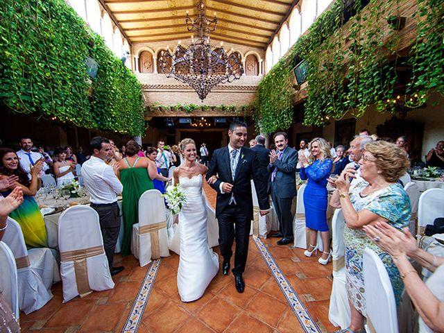 La boda de Luis Miguel y Mª Mar en Huercal De Almeria, Almería 49