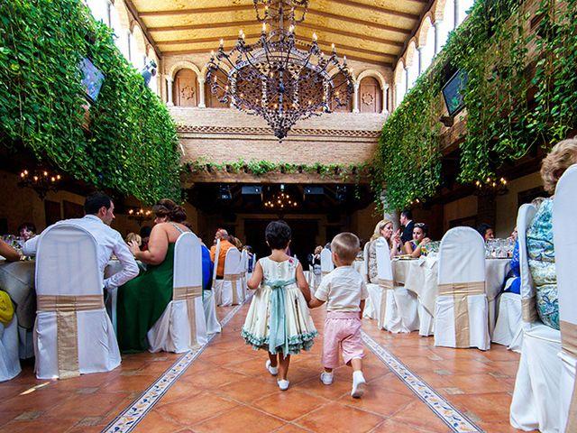 La boda de Luis Miguel y Mª Mar en Huercal De Almeria, Almería 50
