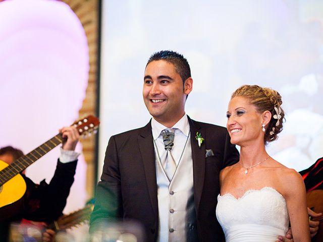 La boda de Luis Miguel y Mª Mar en Huercal De Almeria, Almería 54