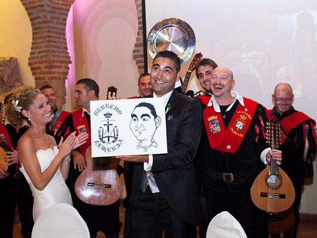 La boda de Luis Miguel y Mª Mar en Huercal De Almeria, Almería 58