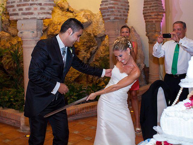 La boda de Luis Miguel y Mª Mar en Huercal De Almeria, Almería 59
