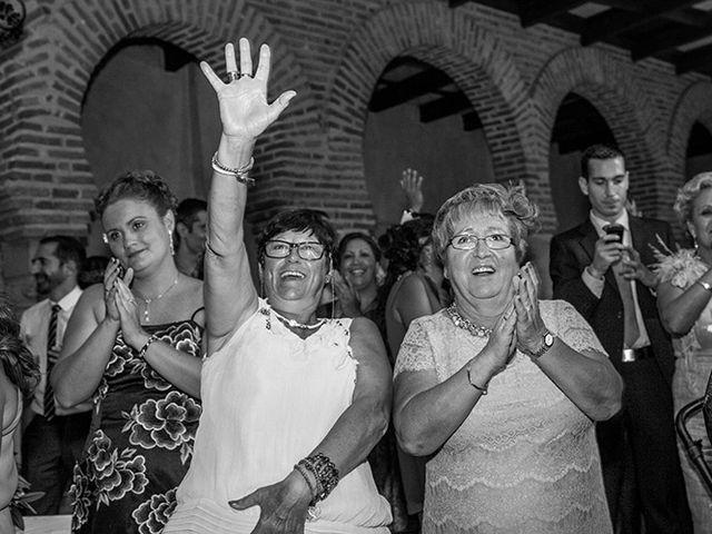 La boda de Luis Miguel y Mª Mar en Huercal De Almeria, Almería 61