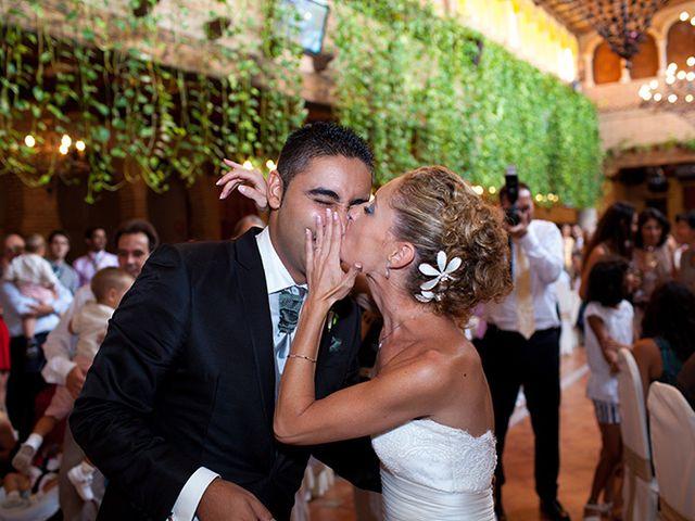 La boda de Luis Miguel y Mª Mar en Huercal De Almeria, Almería 62