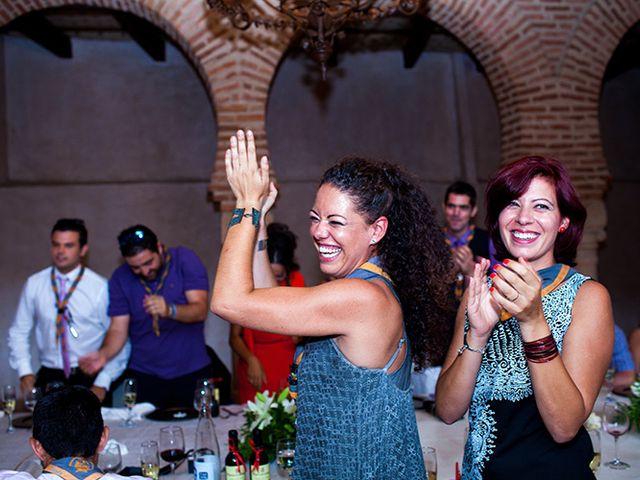 La boda de Luis Miguel y Mª Mar en Huercal De Almeria, Almería 63