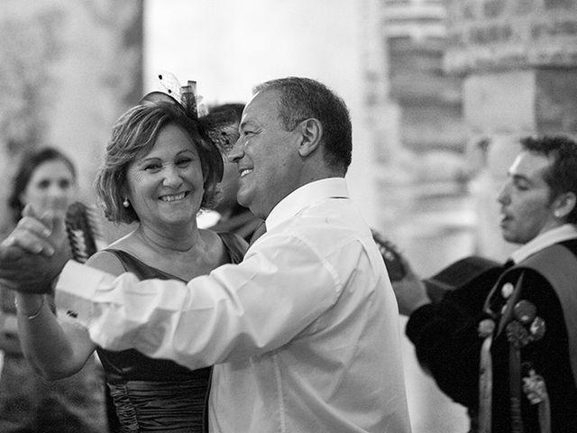 La boda de Luis Miguel y Mª Mar en Huercal De Almeria, Almería 66