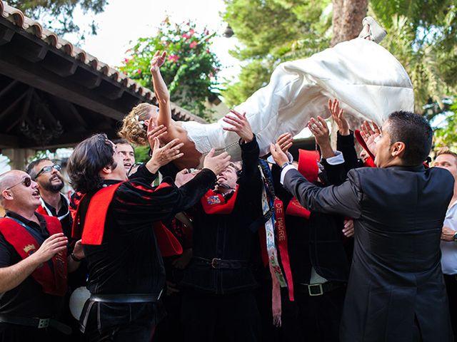 La boda de Luis Miguel y Mª Mar en Huercal De Almeria, Almería 73